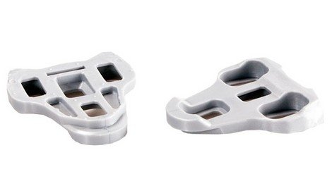 Gio Look Keo Compatible Cleats Gray 4.5 Degree Float