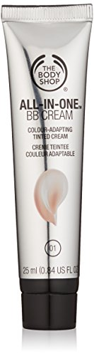 The Body Shop All-in-One BB Cream, Lighter Skin Tones 01, 0.