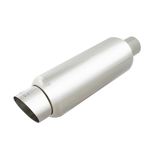 DC Sports EX-5010 Stainless Steel Muffler Bmw High Performance Exhaust System