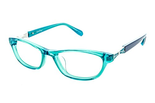 Lilly Pulitzer Lunettes Minta cristal turquoise 46mm