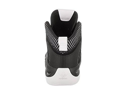 Adidas Heren Gek 8 Adv Pk Basketbalschoen Kern Zwart / Schoeisel Wit