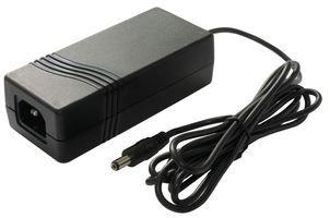 AC/DC Power Supply, Level V, 1 Output, 80 W, 12 V, 6.66 A