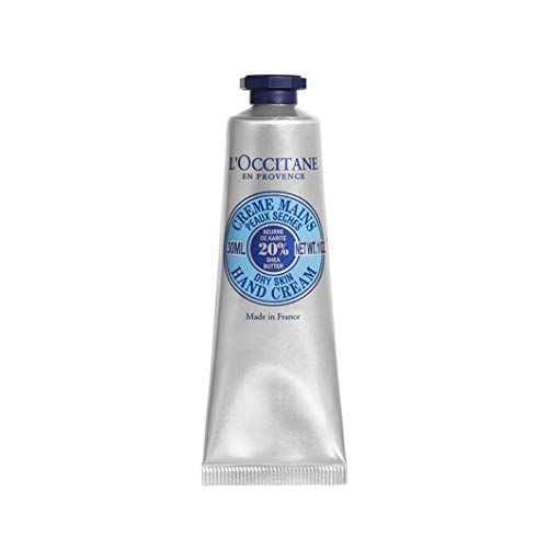(L'Occitane Fast-Absorbing 20% Shea Butter Hand Cream, 1 oz.)