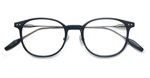 Kelens Classic Optical Eyewear Non-prescription Eyeglasses Frame with Clear - Glasses Non Black Prescription