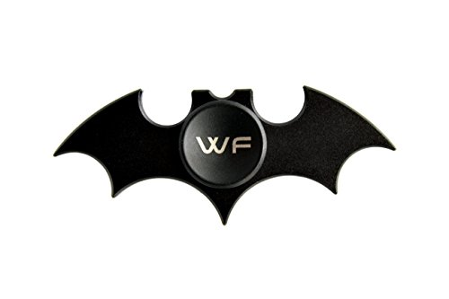 WeFidget Original Metal Bat Spinner Quality Finish Weighted