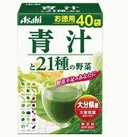 青汁と21種の野菜3.3g×40袋6箱セット B005M8E2YK
