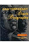 Contemporary Black Biography 9780810385580