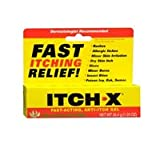 Itch-X Itch-X Anti-Itch Gel With Aloe Vera, Aloe Vera 1.25 oz (Pack of 2) Review