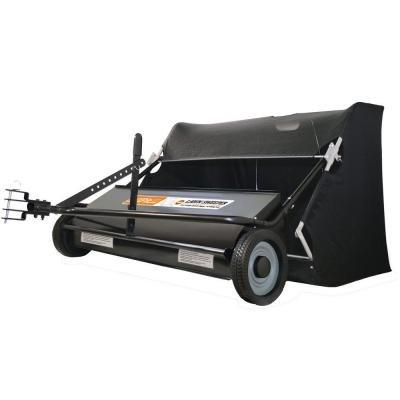 AllFitHD 42 inch wide 22 cu. ft. Lawn Sweeper