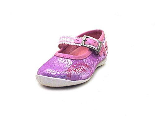 Nice Feet , Ballerines pour fille Rose Rose