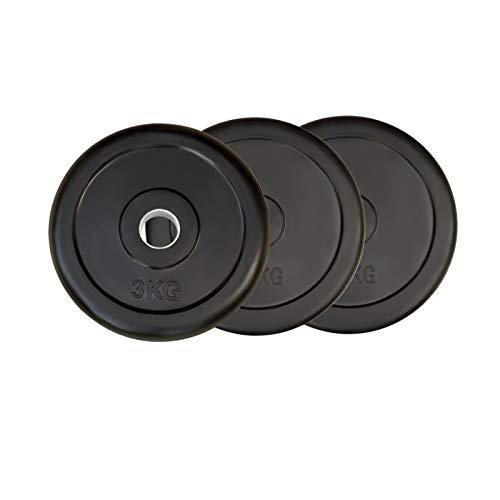 POWER EXTREME Hantelscheiben, gummiert, 31mm (0,5kg-20kg)
