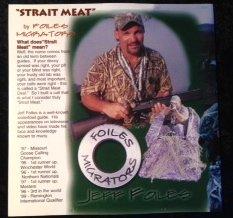 Foiles Migrators Strait Meat Sounds CD Instructional ()