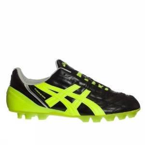 Zapatos de fútbol Tigreor IT Hombres NEGRO / NEON (41) cm 26