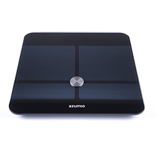 Azumio Smart Weight and Body Fat Bluetooth Digital Scale with App - Apple Health Compatible by Azumio (Image #2)