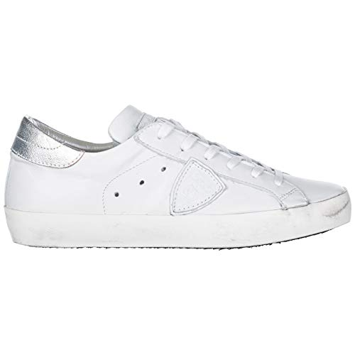 bf7429a266 Philippe Model Women Paris Sneakers Bianco 5.5 US