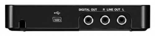 TASCAM iU2 Audio MIDI Interface 16-Bit Recording Digital Output A/D Conversion by Tascam (Image #4)
