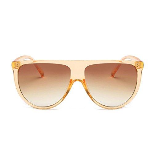 - Womail Women Fashion Star Glasses Shaded Lens Thin Glasses Sunglasses (I)