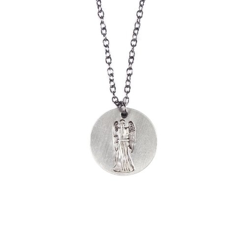 David Tennant 10th Doctor Costume - Doctor Who Don't Blink Weeping Angels Pendant Necklace