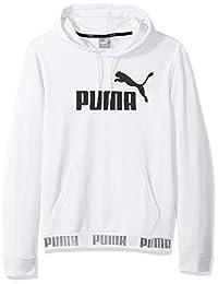 PUMA Mens Amplified Hoody TR Hoodies & Sweatshirts