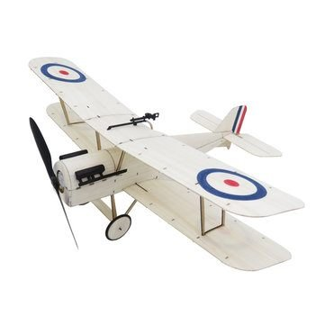 [Eachine S.E.5a SE5a 378mm Wingspan Balsa Wood RC Airplane With Power System by toyforyoustore] (Henry V Play Costumes)