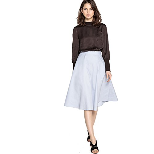 La Redoute Collections Womens Satin Look High Neck for sale  Delivered anywhere in USA