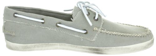 Florsheim DOVER 50828-17 - Zapatos de lona para hombre Beige (Ice)