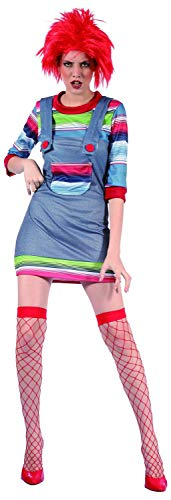 FNA FASHIONS Adult Chuckie Girl Costume ()