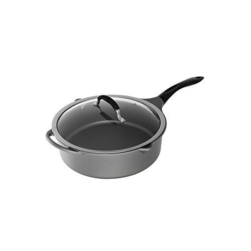 Nordic Ware Pro Cast 12 Inch Jumbo Fryer (High Sided Frying Pan)