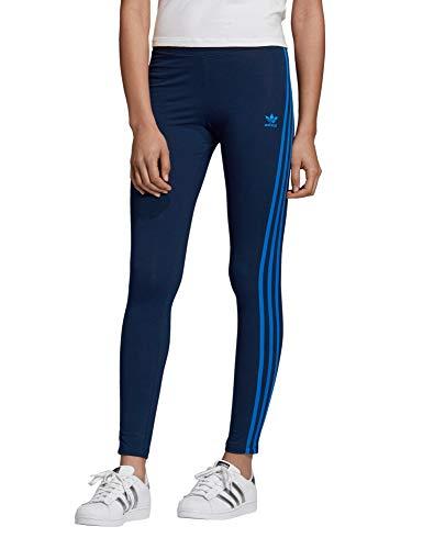 - adidas Originals Women's 3 Stripes Leggings Navy in Size EU 32 / XS