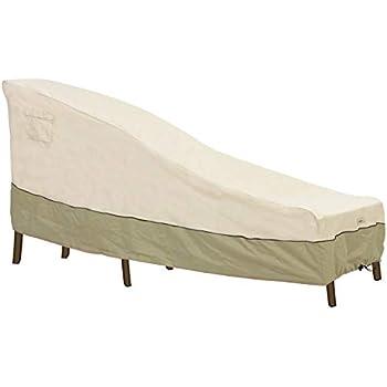 Amazon.com : Classic Accessories Veranda Patio Chaise Lounge ...
