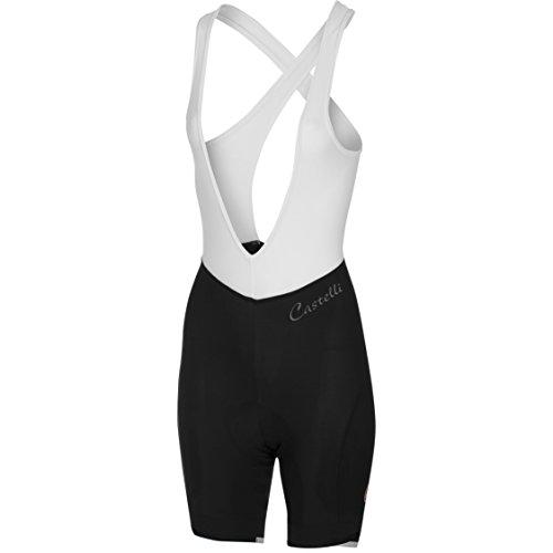 Castelli Vista Bib Short - Women's Black, M