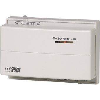 Lux Horizontal Snap Action Thermostat -