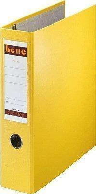 Leitz 292900GE Postscheck Folder A475mm, Yellow by Leitz