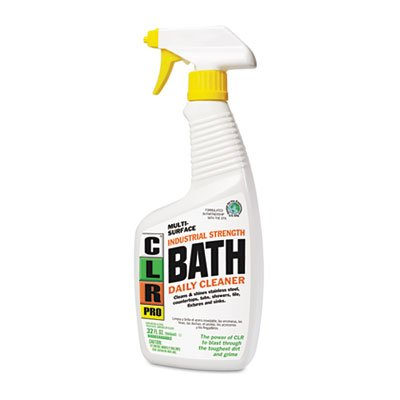Bath Daily Cleaner, Light Lavender Scent, 32oz Spray Bottle, Sold as 1 Each