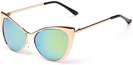 SojoS Fashion Chic Classic Cat Eye Style Colorful Women Sunglasses Lady Sun Glasses