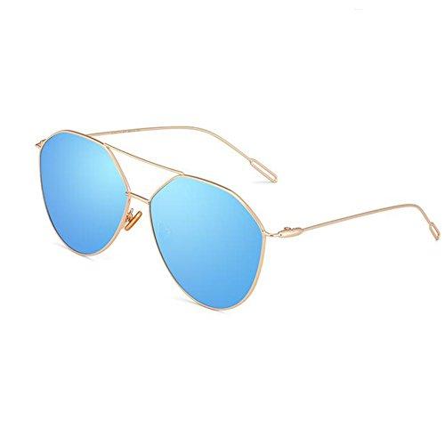 pleine protection Les la hommes polarisées lentille Couleur UV400 lunettes de rondes pêche soleil Noir Bleu HONEY de conduisant OA7dxcwt7q