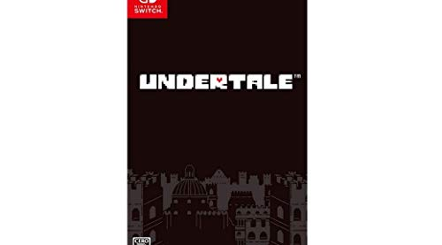 Amazon com: Undertale Nintendo Switch Standard Edition