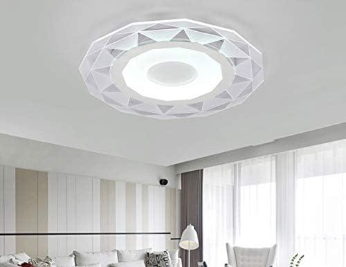 LED Lámpara de Techo 12W,Moderna Acrílico LED Luz de Techo,Plafón ...
