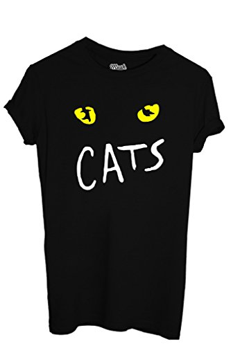 T-Shirt Cats - Film By Mush Dress Your Style