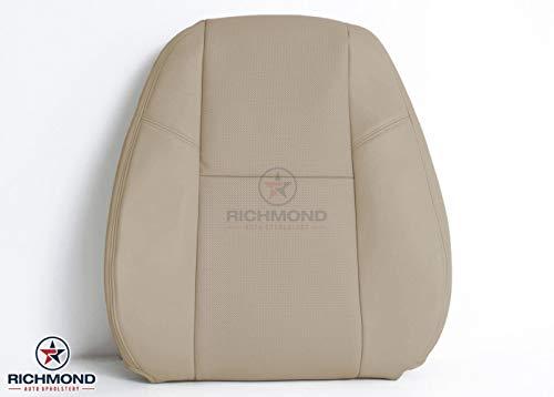 Richmond Auto Tapicería: Compatible con 2011 Chevrolet Tahoe LTZAC refrigerado y calefactado AC – lado del conductor Lean...