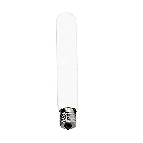 Philips 20W 120V T6.5 Frosted Tube, E17 Base