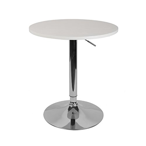 metal base dining table - 5