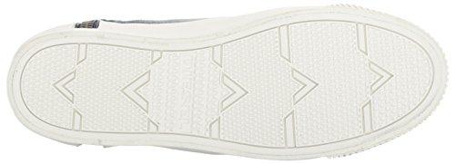 Diesel Y01539 P1362 Zip-Turf Sneakers Uomo Denim