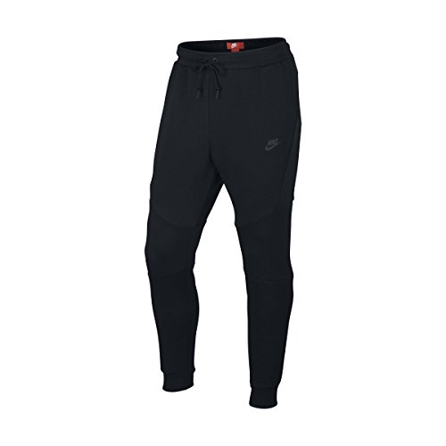 Nike Sportswear Tech Fleece 805162 Black Mens Joggers / Pants Size M