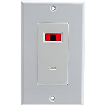 49821a7e750 Amazon.com  CableWholesale Wall Plate