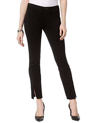 MICHAEL Michael Kors Womens Vented Office Skinny Pants Black XS