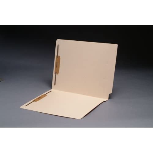 (S-1316) 11-pt. Full-cut End-tab File Folders, Two Fasteners, Position 1 and 3, 50/box