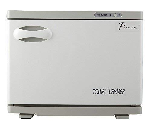Pursonic Deluxe Towel Warmer with with UV Sterilizer by Pursonic