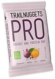 Trailnuggets Pro, Energy and Endurance Bar, Hangout, 1 CT