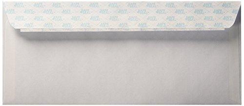 Ampad Safe Seal, #10 Envelope, 24 Pound Paper, White Wove, VeloxxTM, Tamper Resistant, 100 Envelopes (Ampad Envelopes)